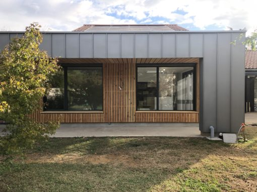 Extension villa proche de Lyon
