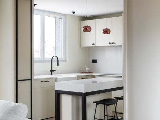 Appartement Rue Vendôme Lyon 6ème